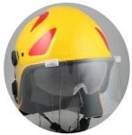 Feuerwehrhelm PACIFIC F10 für Fliegern