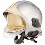 Feuerwehrhelm MSA Gallet F1SF – Nickel
