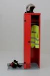 Schränke für Feuerwehr- und Rettungstruppe