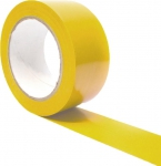 Selbstklebende Warnmarkierungen - gelb