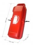 Box für Feuerlöscher
